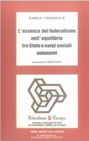 L'essenza del federalismo nell'equilibrio tra stato e corpi sociali intermedi