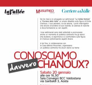 Conosciamo davvero Chanoux?