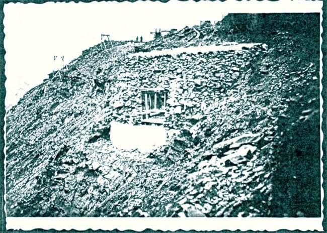 La batteria di Chaz Duraz nel 1937