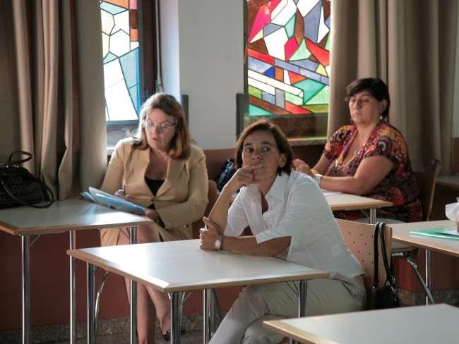 Collège d'études fédéralistes, Aoste, 2009