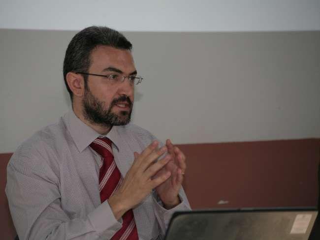 Aymeric Chauprade, Collège d'études fédéralistes, Aoste, 2009