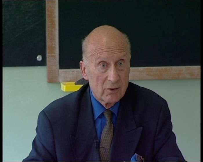 Master Aoste-Sorbonne, l'Ambassadeur Bernard Dorin