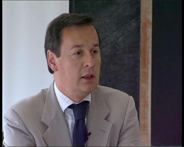 Master Aoste-Sorbonne, le Professeur Robert Louvin