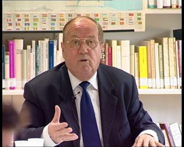 Master Aoste-Sorbonne, le Président Jacques Soppelsa