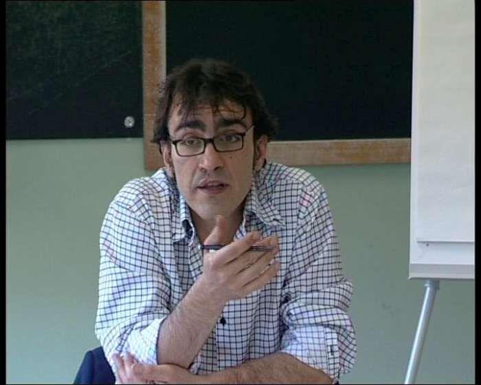 Master Aoste-Sorbonne, le Professeur Giuseppe Muti