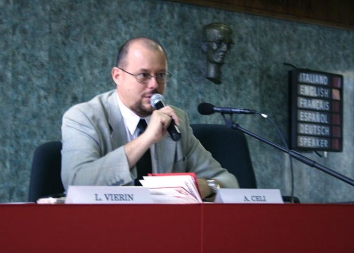 Collège d'études fédéralistes, Alessandro Celi