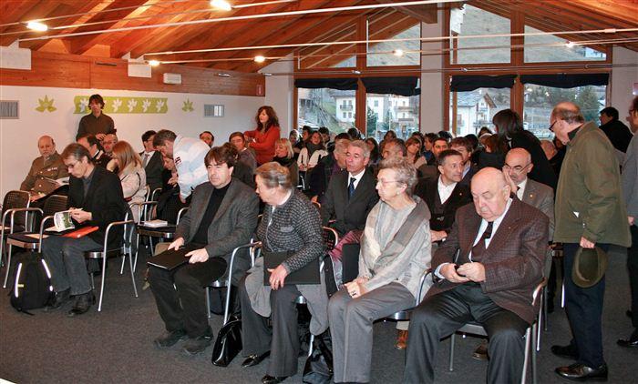 La Vallée d'Aoste, croisement européen d'idées dans l'entre-deux-guerres, Valsavarenche, novembre 2011