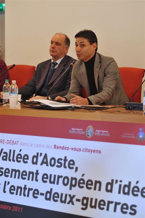 Augusto Rollandin et Laurent Viérin, Valsavarenche, novembre 2011