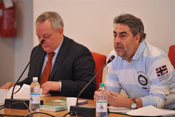 Stefano Bruno Galli e Marco Cuaz, Valsavarenche, novembre 2011