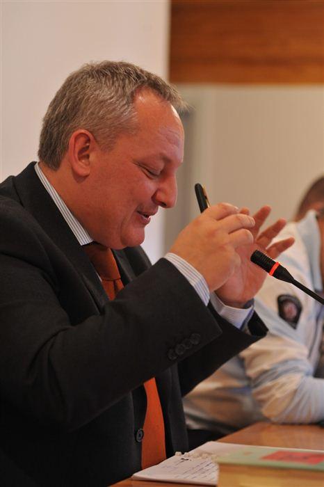 Stefano Bruno Galli, Valsavarenche, novembre 2011