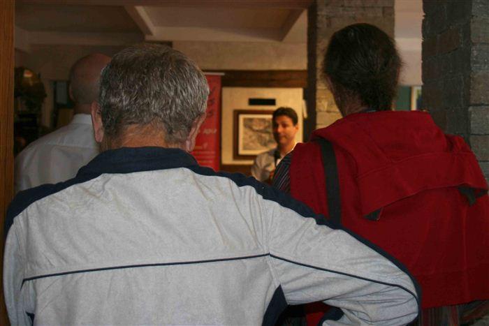 Accueil des délégations des Peuples frères, Valsavarenche