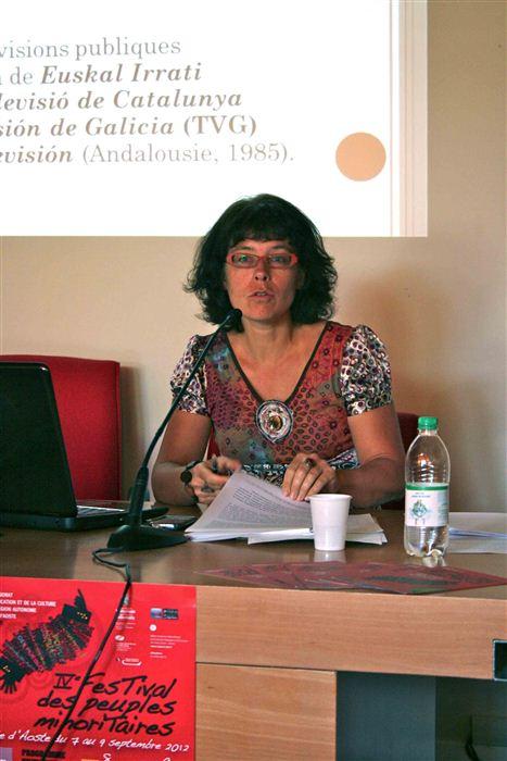 Isabelle Rigoni, Collège d'études fédéralistes, Valsavarenche