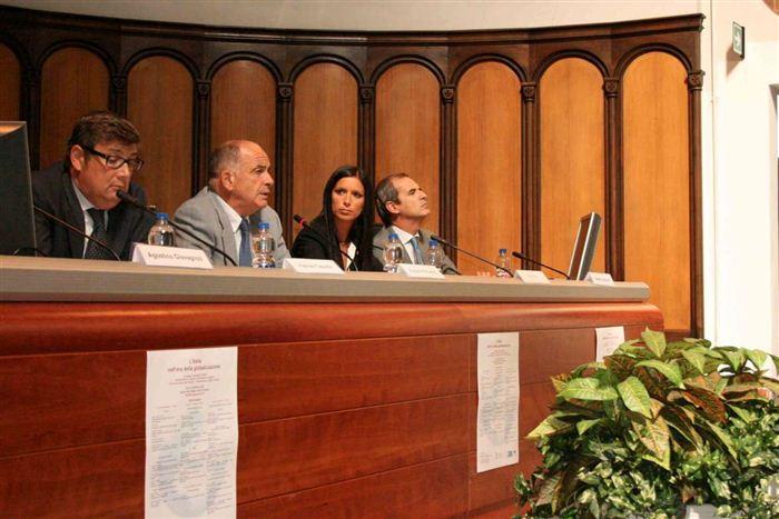 Fabrizio Cassella, Augusto Rollandin, Emily Rini, Federico Visconti