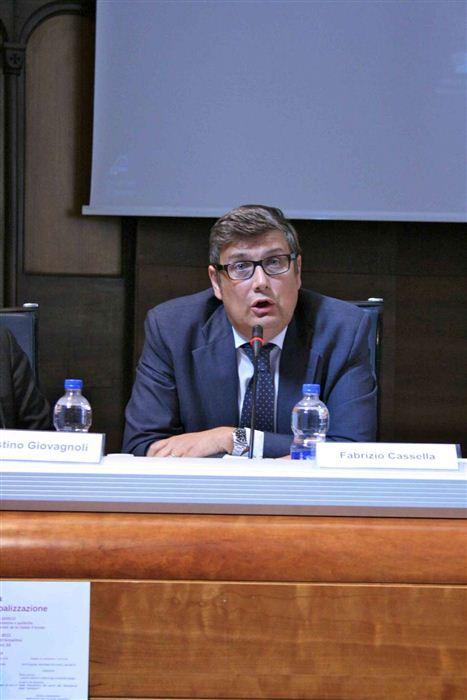 Fabrizio Cassella, Rettore Magnifico dell'Università della Valle d'Aosta