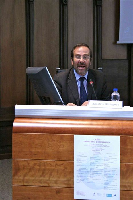 Agostino Giovagnoli, presidente SISSCO