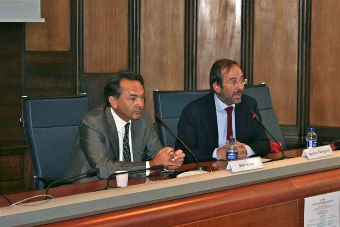 Gilles Kepel e Agostino Giovagnoli