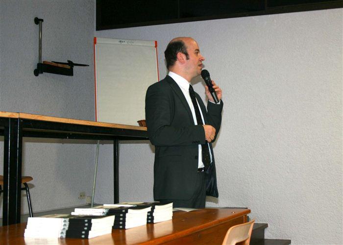 Le mot de bienvenue de Laurent Perrillat, président de l'Académie salésienne