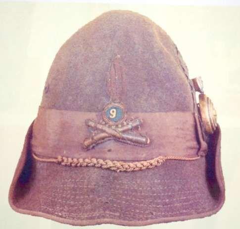 Cappello della Guardia di Frontiera