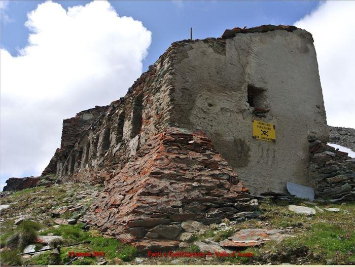 Forti e fortificazioni in Valle d'Aosta in età moderna e contemporanea
