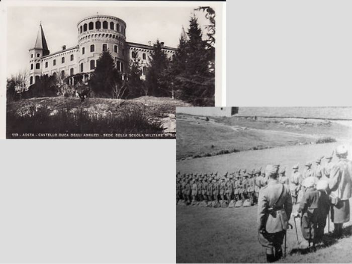 La guerra nelle valli del Gran Paradiso. Da Villeneuve a Valgrisenche, 1939-1945