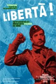 Libertà ! Antifascistes et résistants italiens en Isère