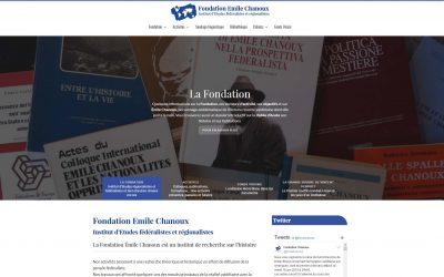 Le site de la Fondation a fait peau neuve