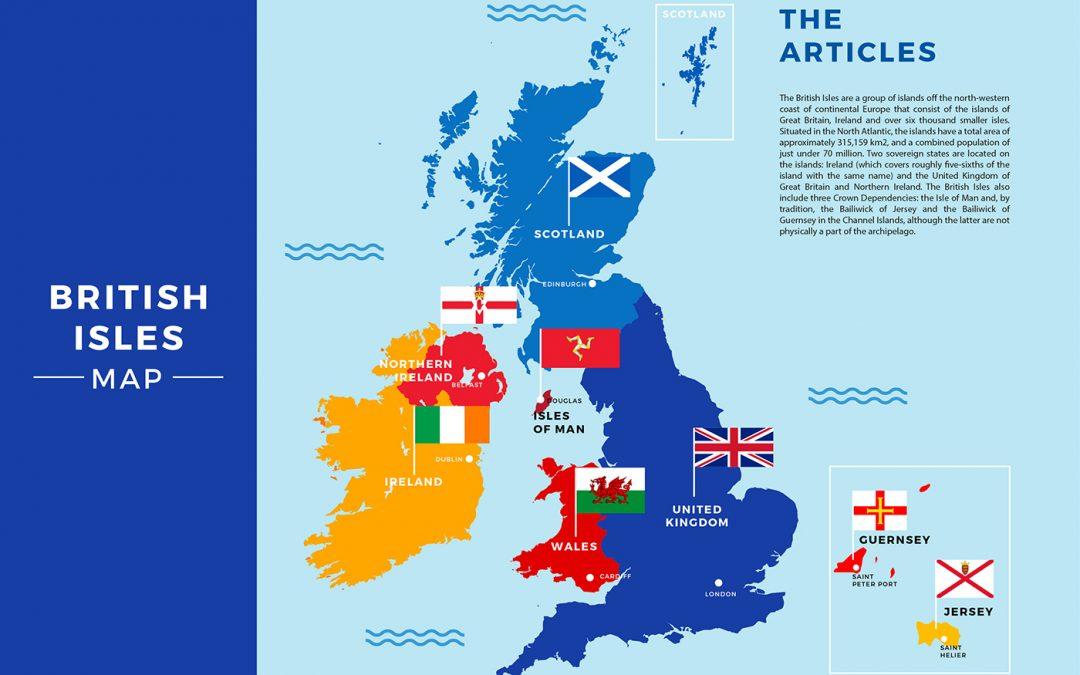 Le isole britanniche